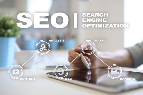 SEO Search Engine Optimization for business - Art's Cube Services
